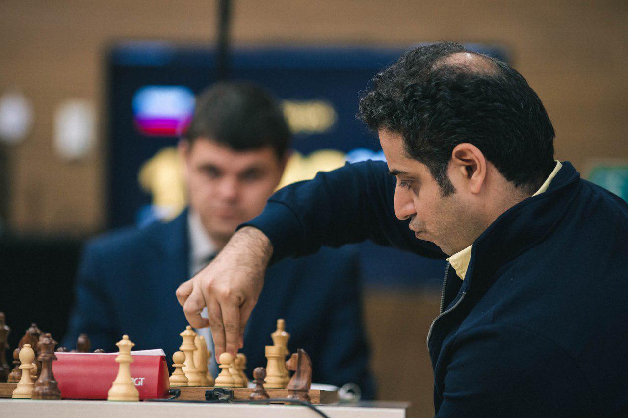 شطرنج - احسان قائم مقامی