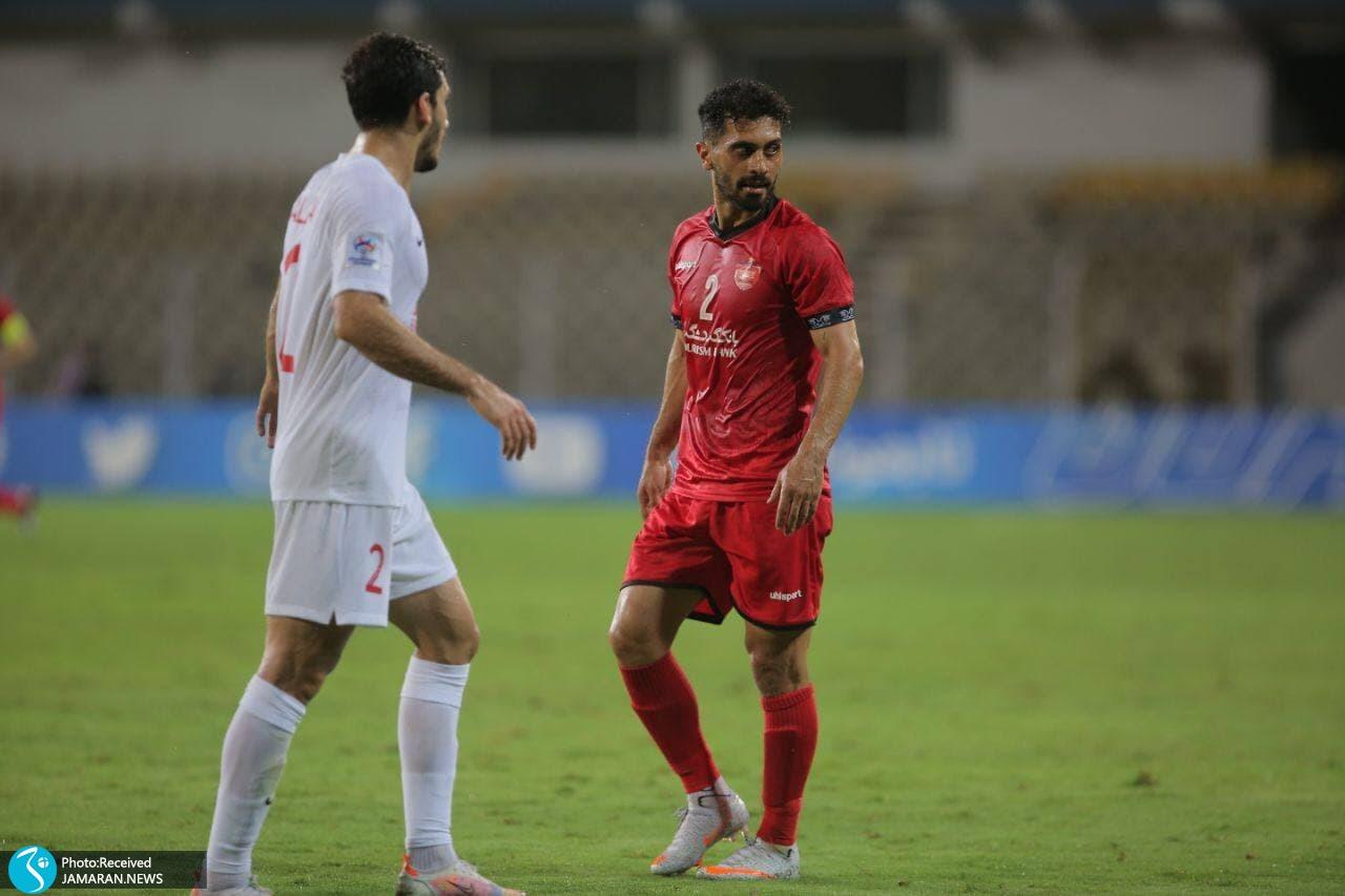لیگ قهرمانان آسیا پرسپولیس الریان قطر امید عالیشاه