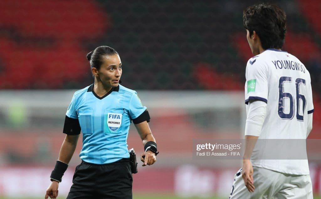 داوران زن در جام باشگاه های جهان
