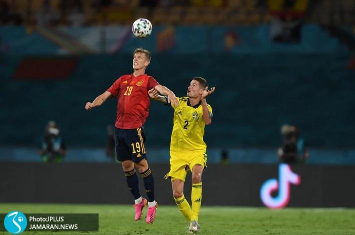یورو 2020 - اسپانیا و سوئد