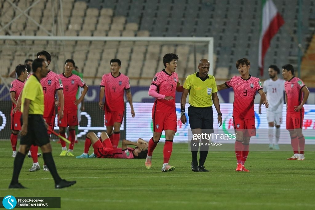 احمد الکاف تیم ملی فوتبال ایران کره جنوبی انتخابی جام جهانی