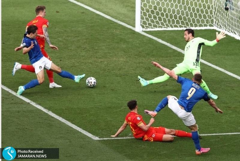 یورو 2020/ ایتالیا- ولز