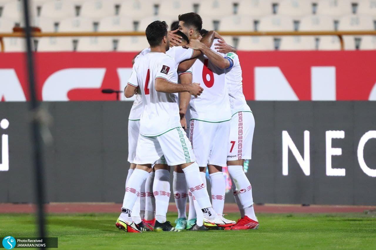 انتخابی جام جهانی 2022 - تیم ملی ایران - تیم ملی کره جنوبی