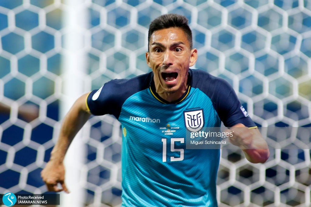 کوپا آمریکا ریکا ۲۰۲۱ تیم فوتبال برزیل و اکوادور