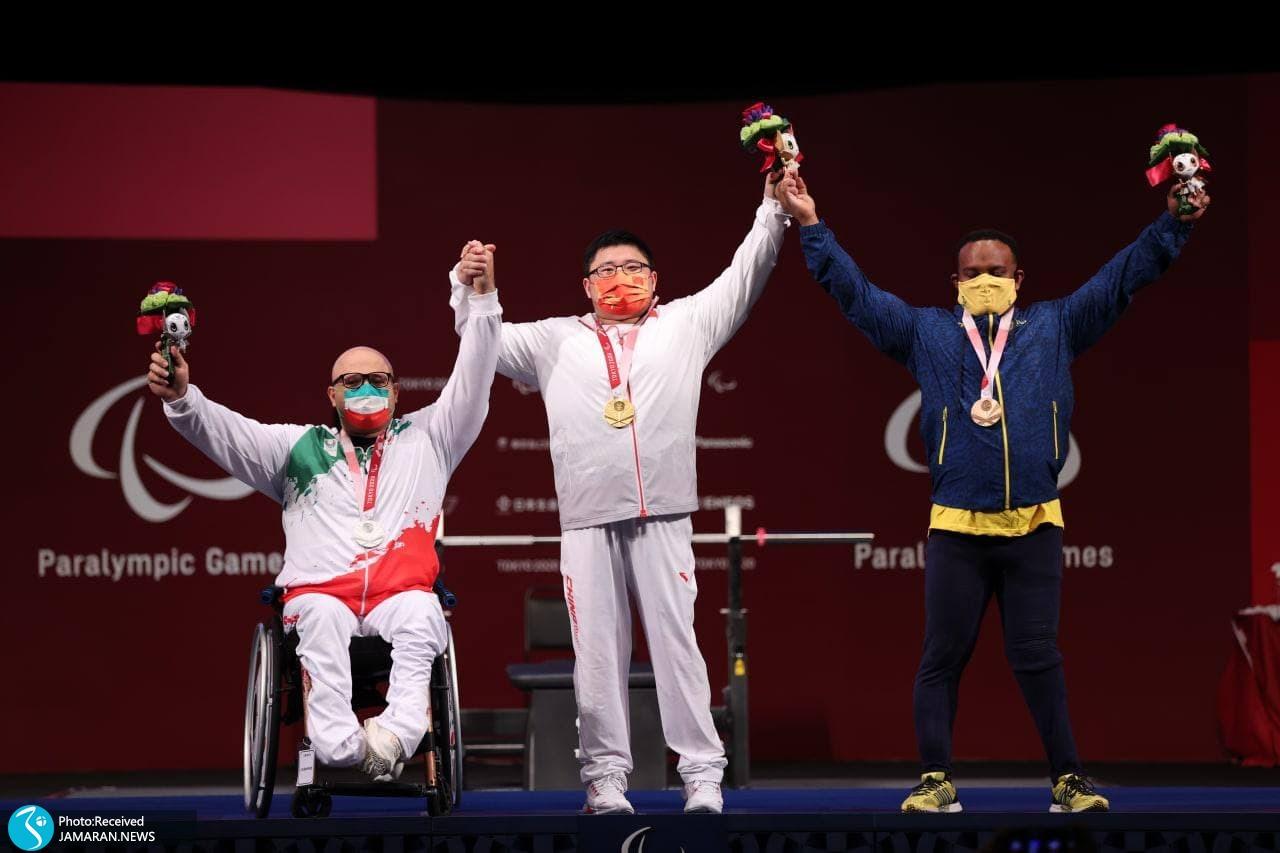 پارالمپیک 2020 - سیدحامد صلحی پور