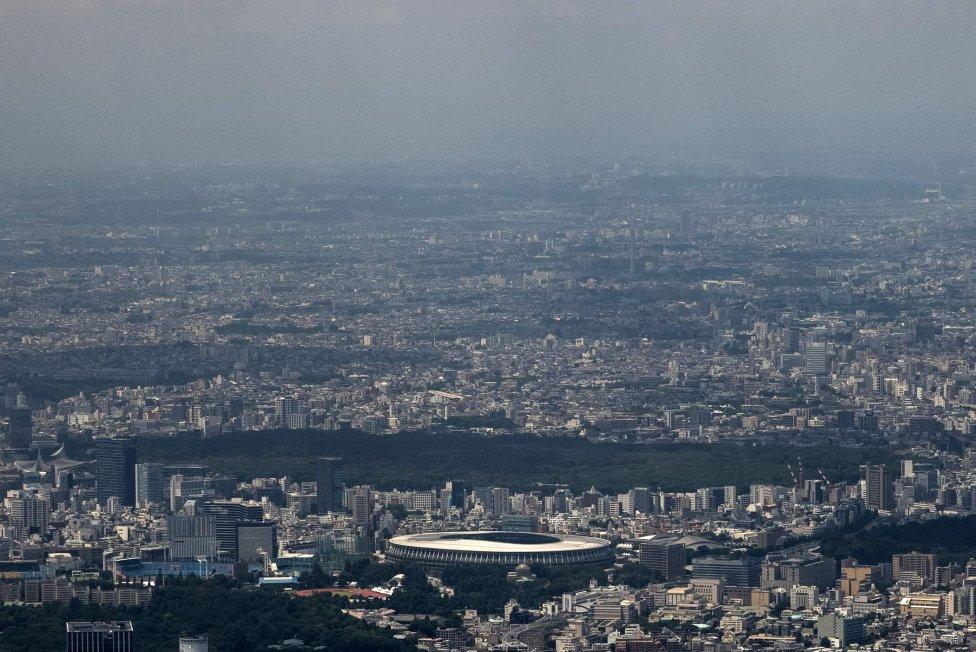 ورزشگاه های توکیو