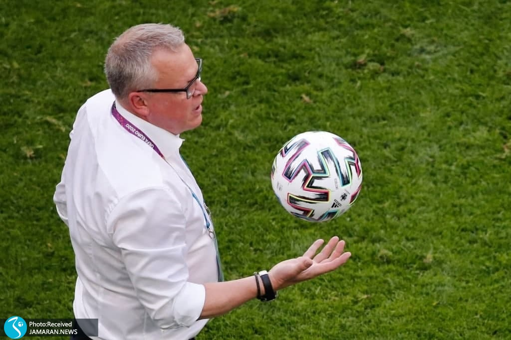 یورو 2020- تیم فوتبال سوئد و اسلواکی سرمربی تیم ملی فوتبال سوئد
