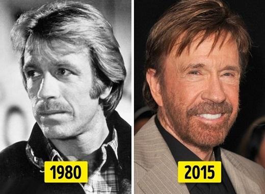 عکسهای زیرخاکی از بازیگران مشهور