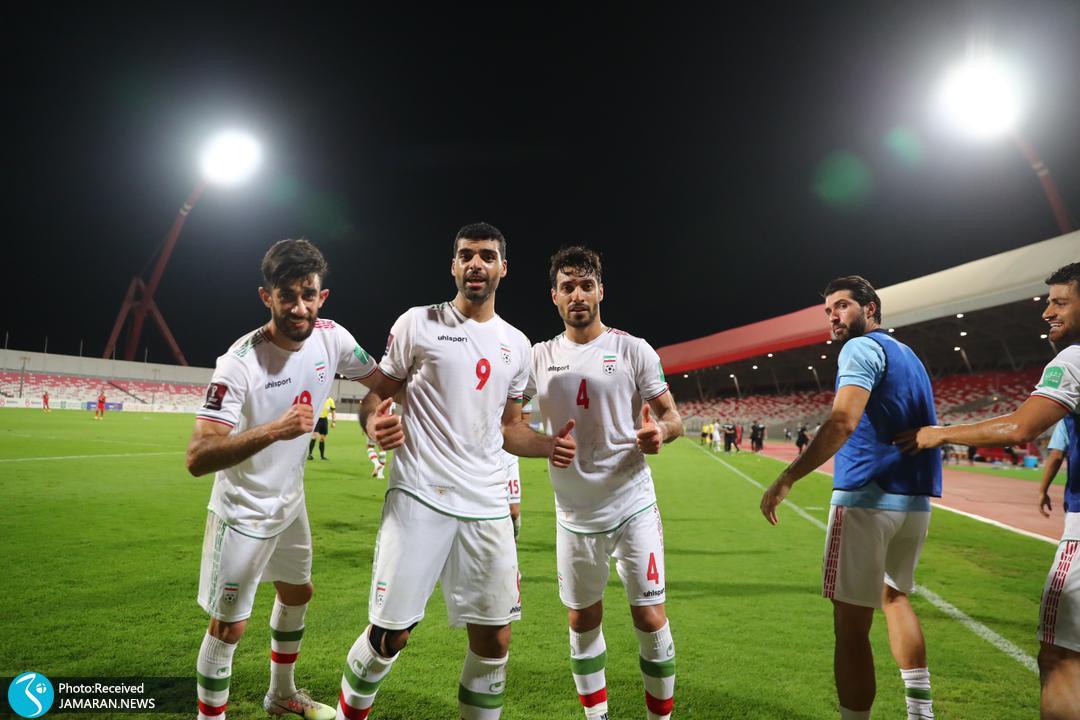 تیم ملی فوتبال ایران - ایران وبحرین - مهدی طارمی