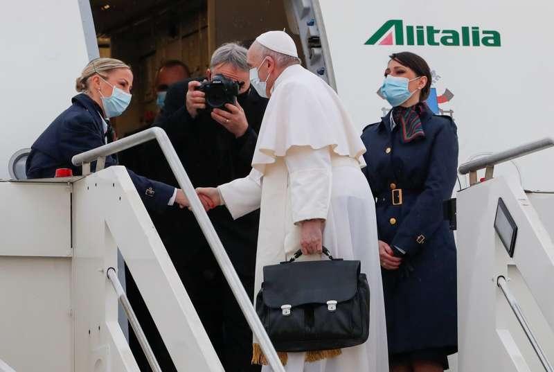 کیف پاپ فرانسیس (4)