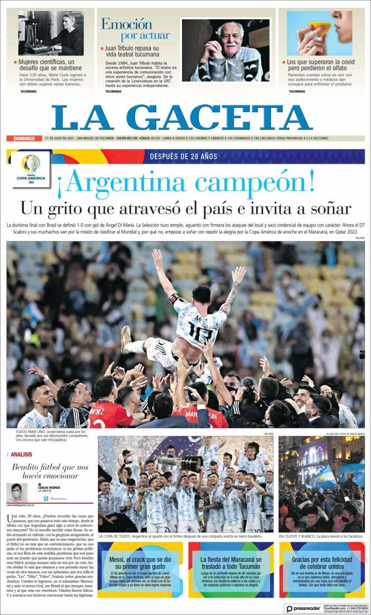 روزنامه های جهان