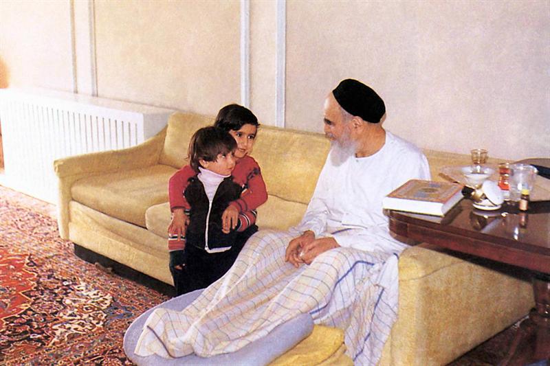 ویژگی+های+فردی+امام+خمینی