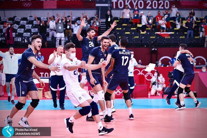 المپیک 2020| ایران و لهستان