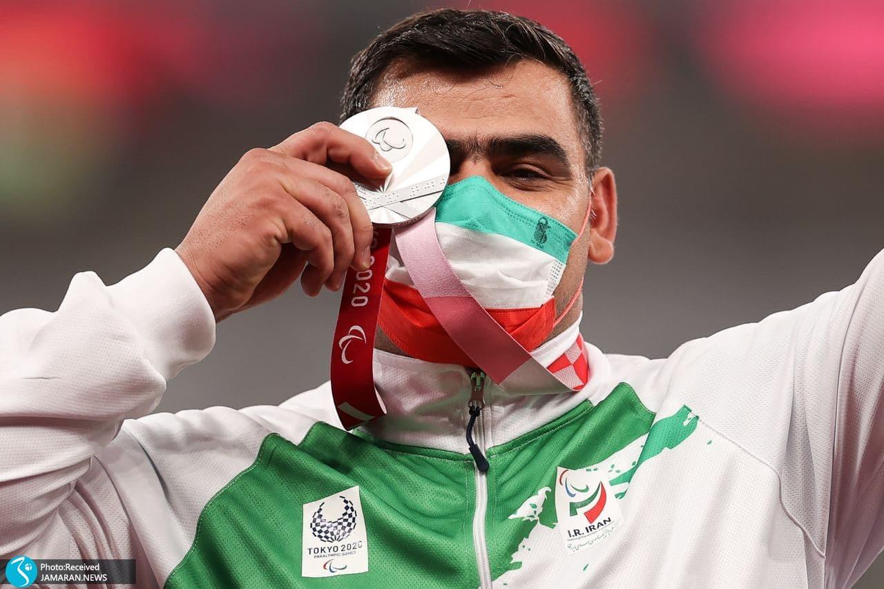 پارالمپیک 2020 - سجاد محمدیان