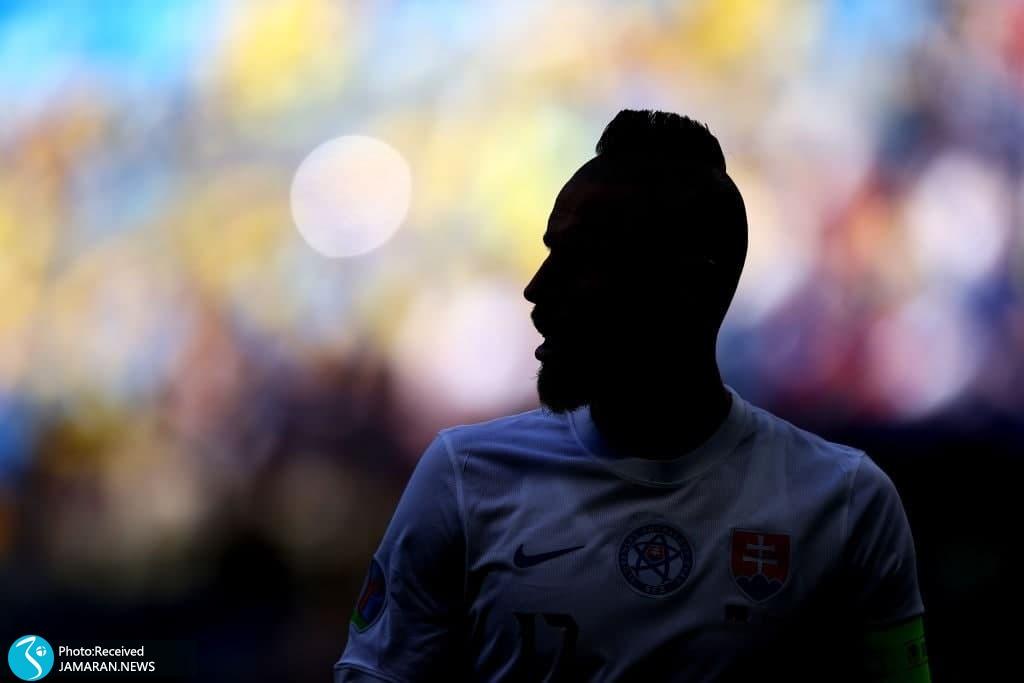 یورو 2020- تیم فوتبال سوئد و اسلواکی- همشیک