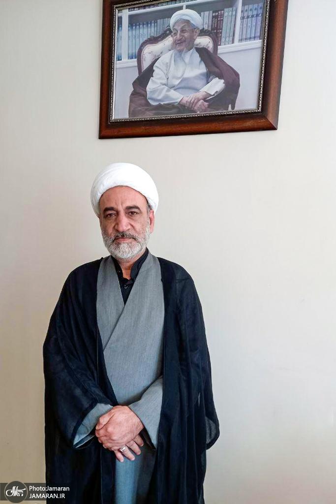 حجت الاسلام و المسلمین حسن صفری