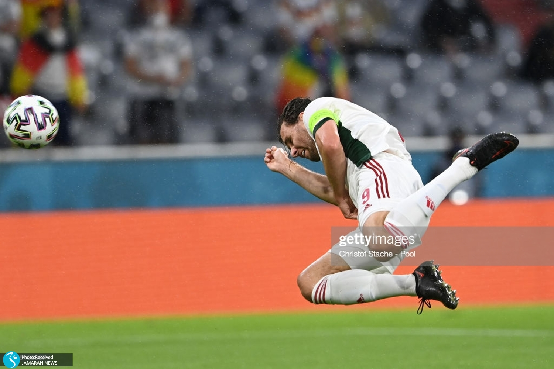 یورو ۲۰۲۰ تیم فوتبال آلمان و مجارستان