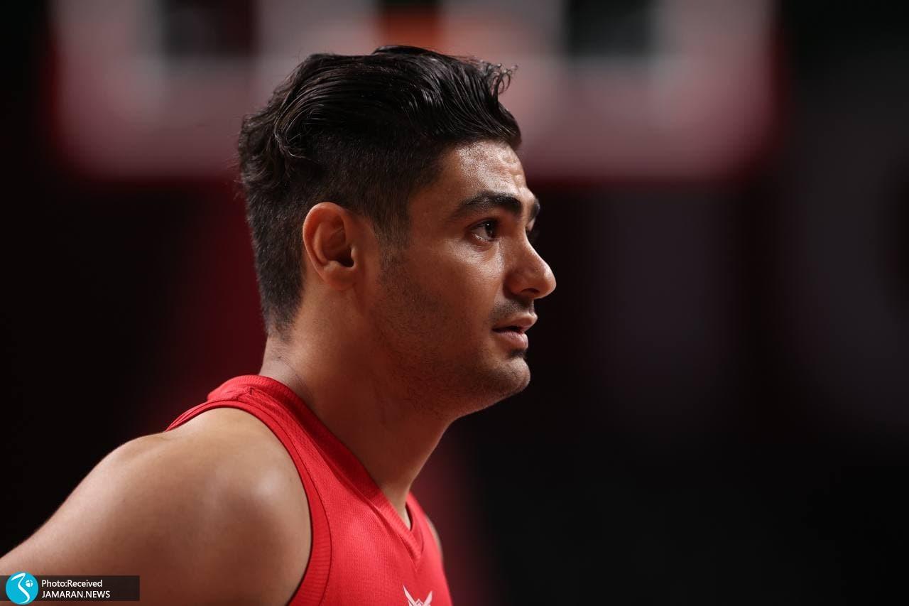 بسکتبال با ویلچر پارالمپیک 2020- محمد محمدنژاد