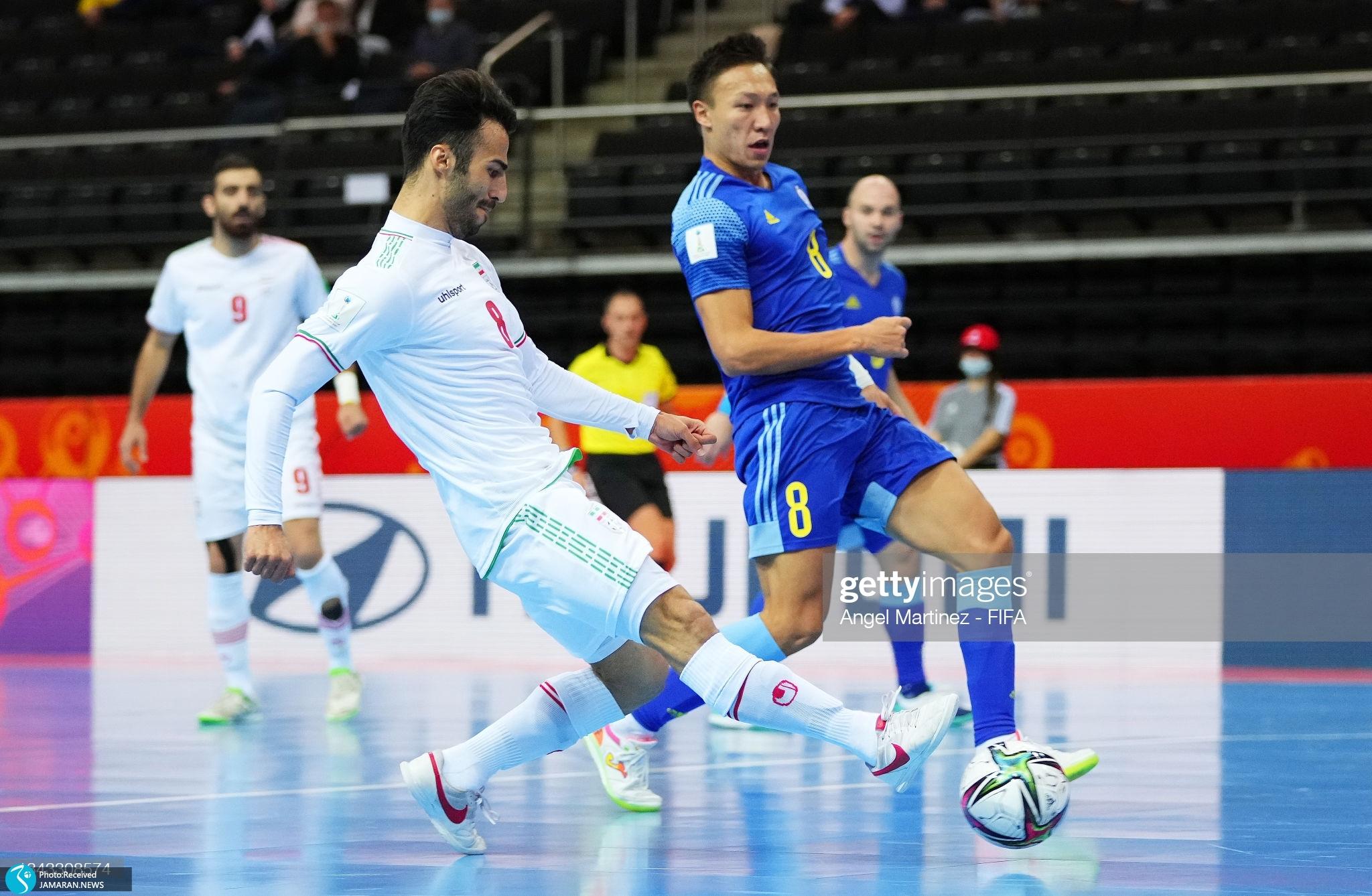 جام جهانی فوتسال ایران قزاقستان