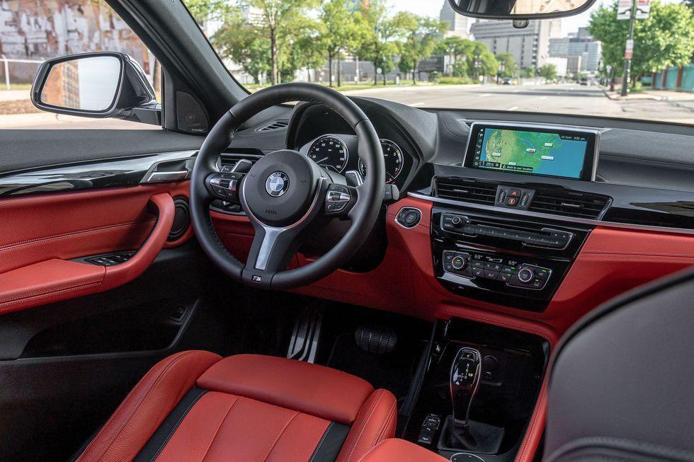 BMW X ۲ مدل ۲۰۲۲