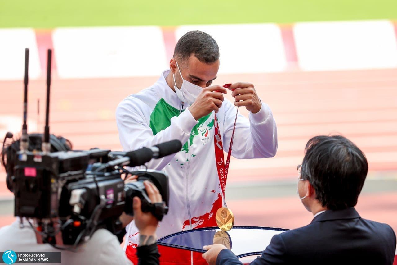 پارادوومیدانی پارالمپیک 2020- امیر خسروانی
