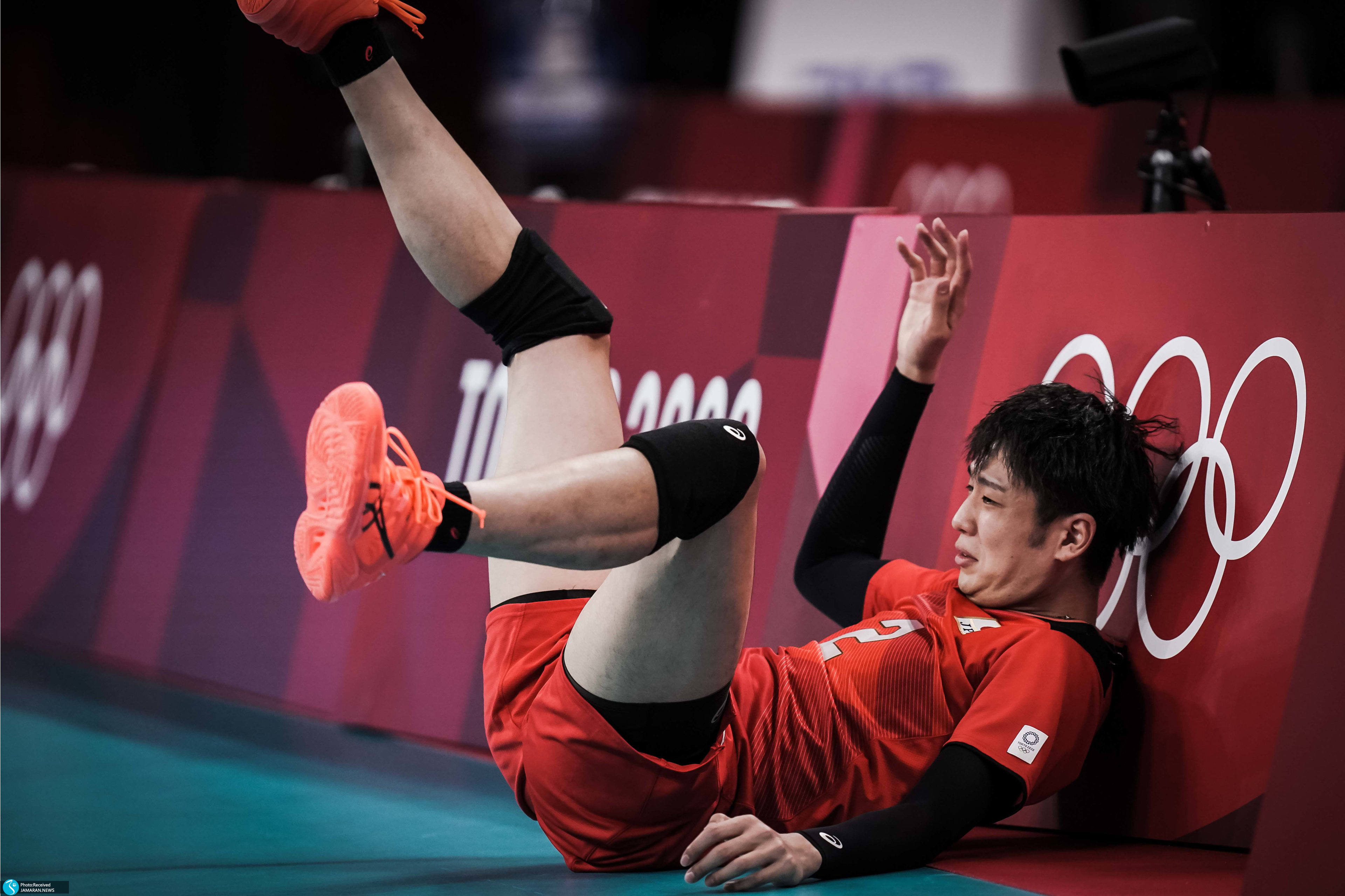والیبال ایران - ژاپن