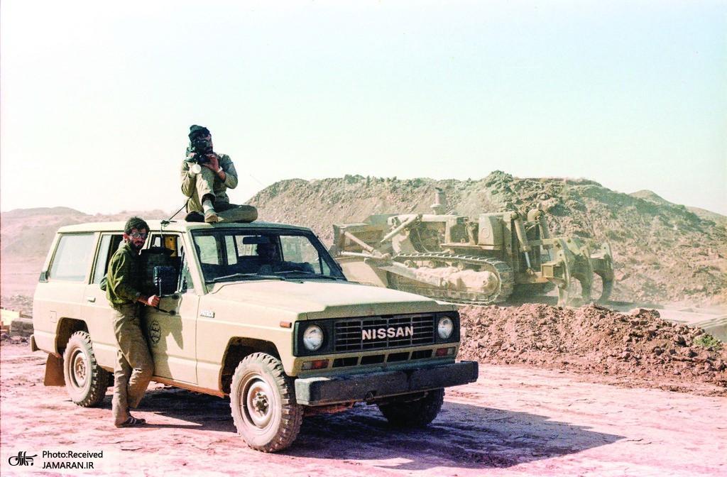 ثبت وقایع جنگ جهاد