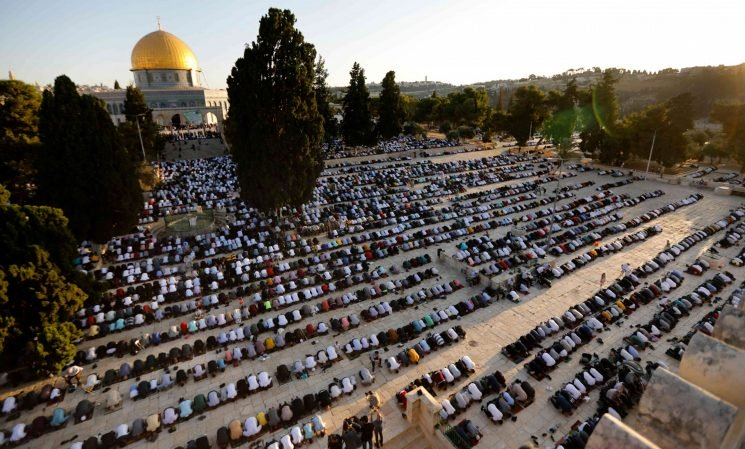 مسجد الاقصی 2