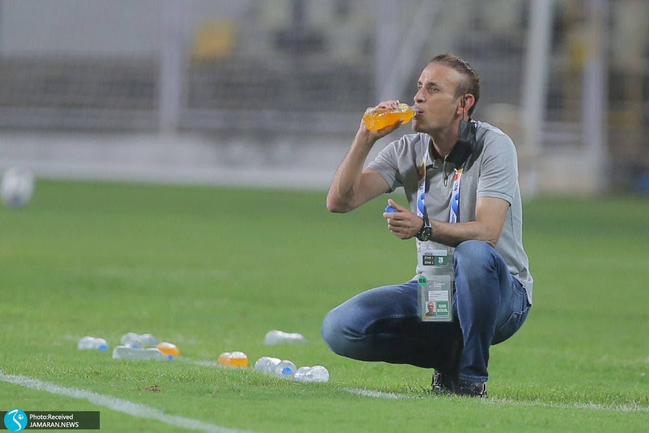 لیگ قهرمانان آسیا پرسپولیس گوا هند یحیی گل محمدی