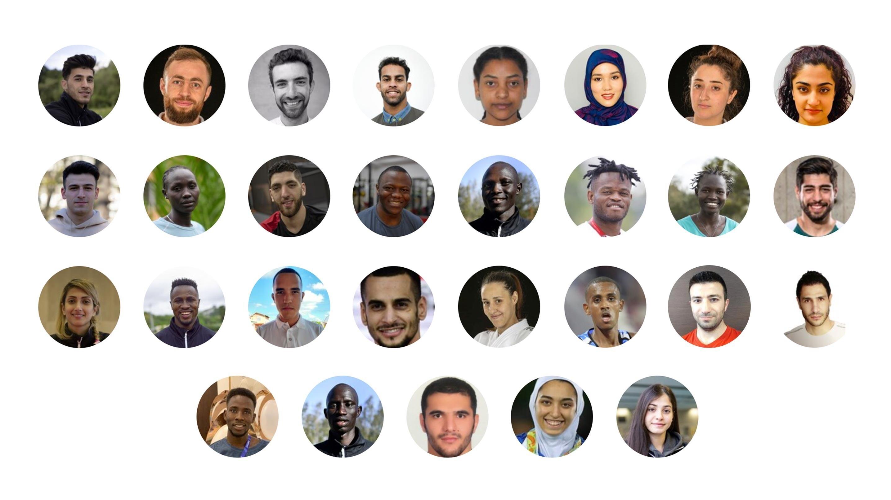 حضور ۵ ایرانی در تیم پناهندگان در المپیک توکیو