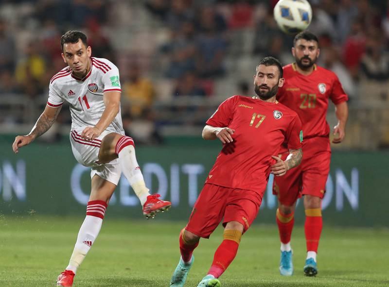 تیم ملی امارات