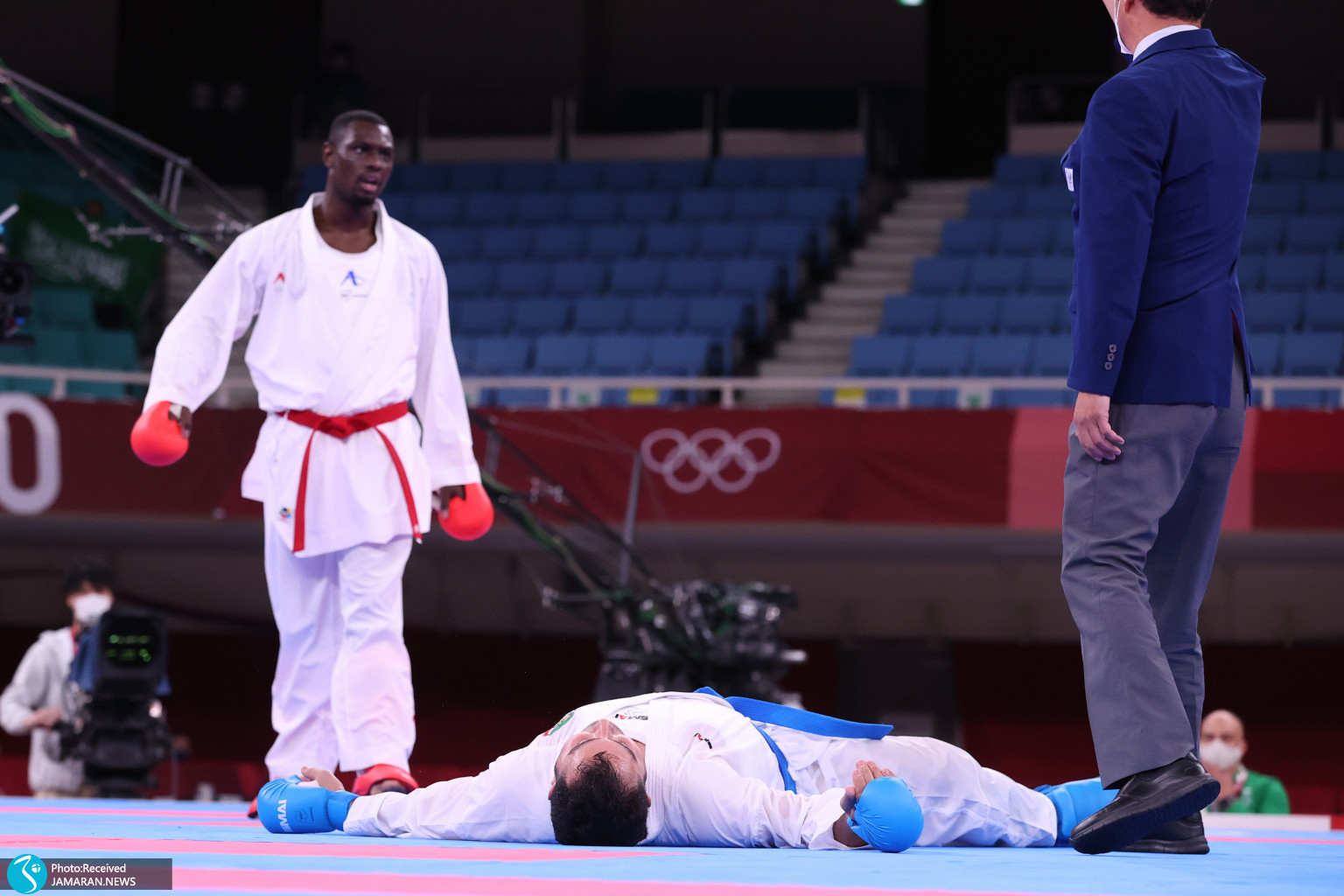 سجاد گنج زاده المپیک 2020 توکیو