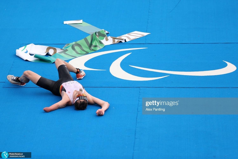 گزارش تصویری پارالمپیک توکیو