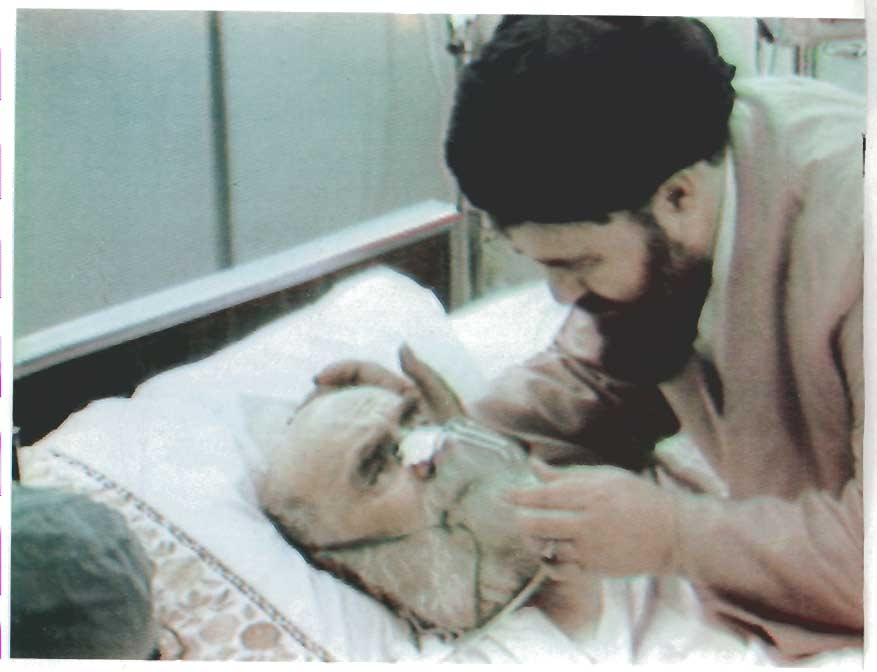روز شمار بیماری و رحلت امام خمینی | اطلاعیه ها رنگ نگرانی به خود گرفتند