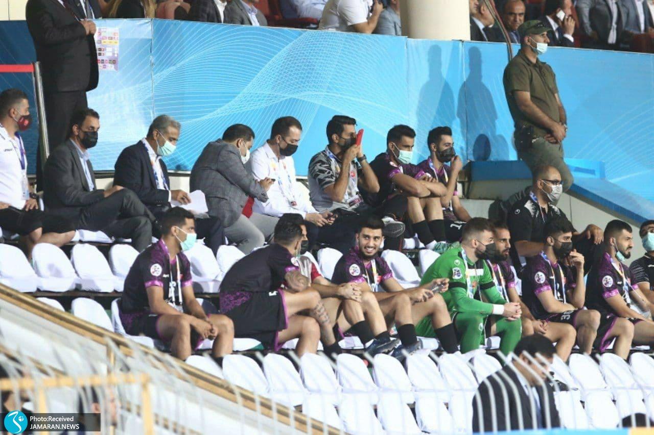 لیگ قهرمانان آسیا 2021- پرسپولیس - استقلال تاجیکستان