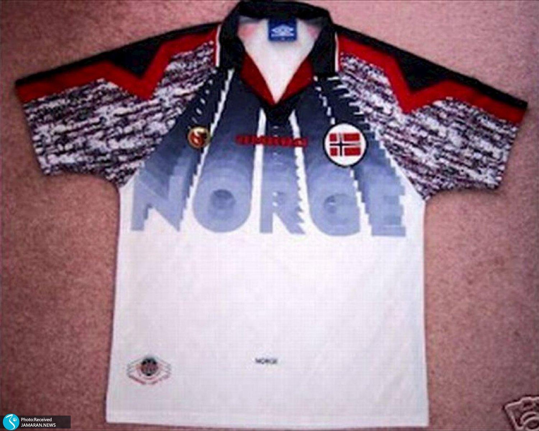 پیراهن های تیم ملی