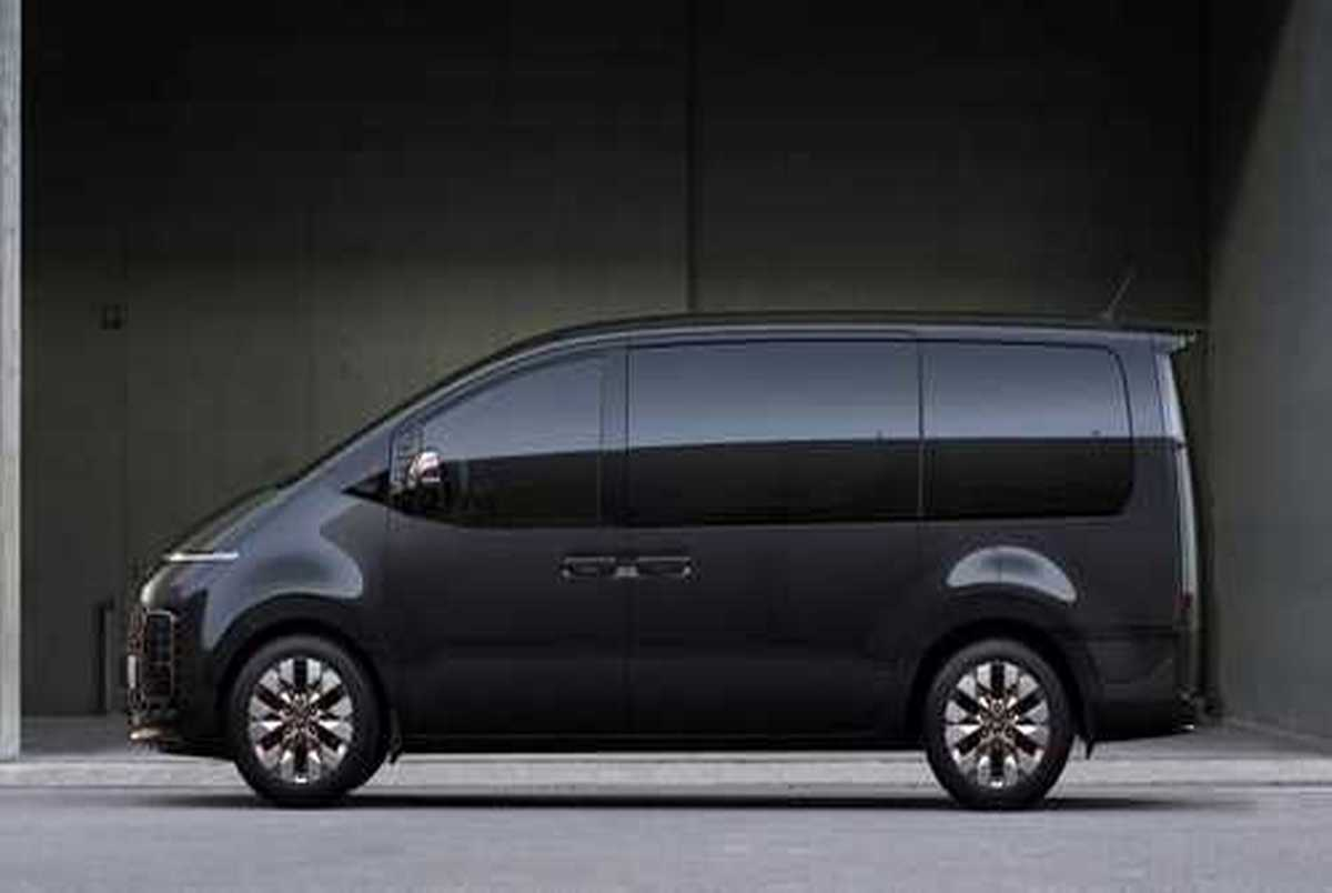 رونمایی از متفاوت ترین محصول هیوندای ؛خودروی جدید با کاربری متنوع + تصاویر