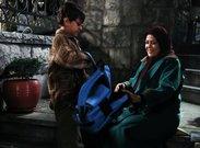 بازیگران «بچه مهندس» در مشهد+ عکس