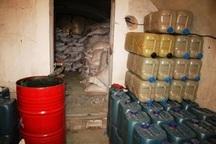 کارگاه تولید ضد یخ تقلبی در کرج  پلمب شد
