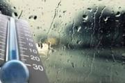 کاهش دما و افزایش آلایندههای جوی در استان مرکزی