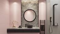 طراحی دکوراسیون حمام کوچک با وسایل ارزان قیمت