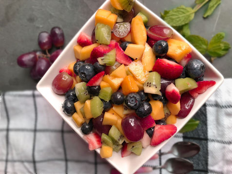 سالاد میوه فوق العاده، جشنواره رنگ و مزه+ نکات کلیدی