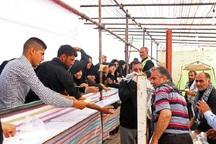 موکب اوقاف قزوین در پلدختر برپا می شود