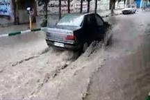 خسارت 150 میلیارد ریالی بر اثر بارش شدید باران و سیلاب در صومعه سرا