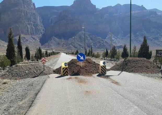 تردد به ۱۰۵ روستای مهریز ممنوع شد