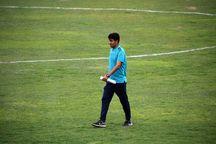 سرمربی: تیم فوتبال ۹۰ ارومیه نیازمند حمایت مسوولان است