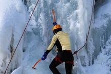یخ نورد قزوینی به مسابقات جهانی ایتالیا اعزام شد