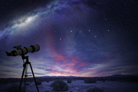امکان رصد ستاره دبران و خوشه پروین با چشم غیرمسلح در آسمان شامگاه چهارشنبه