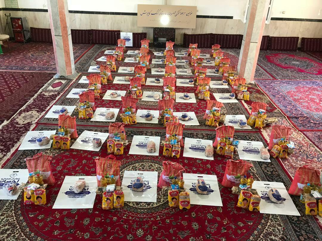 توزیع 150 هزار بسته معیشتی در بوشهر