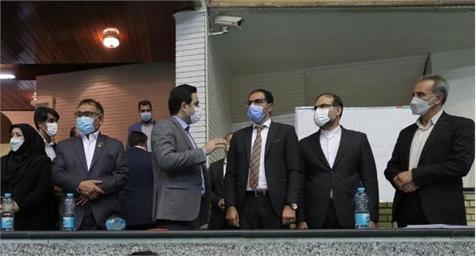 بازدید مدیران کمیته ملی المپیک افغانستان از فدراسیون والیبال
